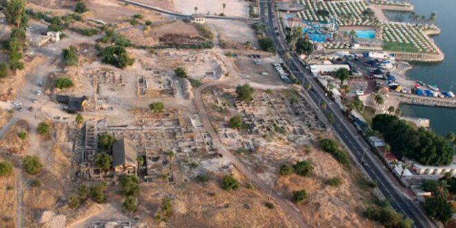 اكتشاف مسجد في شمال بحيرة طبريّا بُني بعد 37 عاما من وفاة النبي محمد