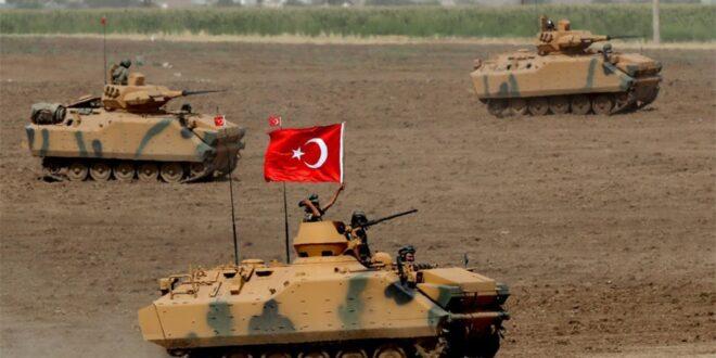 أول نقطة عسكرية للجيش التركي في سهل الغاب