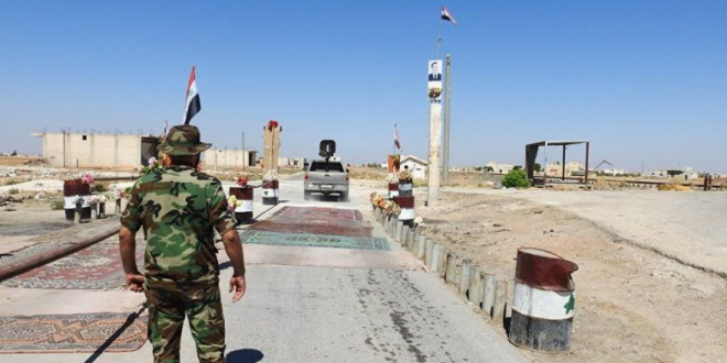 الجيش يفتتح ممرا في سراقب لخروج المدنيين من إدلب