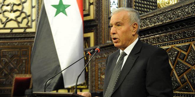 الصناعة تودع ثاني وزير بأقل من شهرين.. وفاة الوزير السابق أحمد الحمو