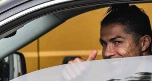 سيارة رونالدو الجديدة لا يقتنيها إلا 10 أشخاص في العالم!