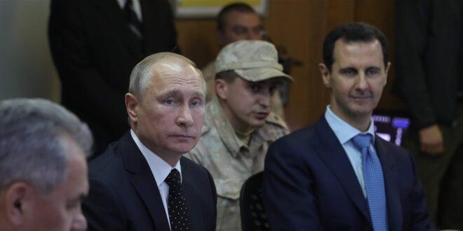 """قراءة إسرائيلية لدور روسيا في سوريا.. بوتين """"مايسترو"""" الصراع"""