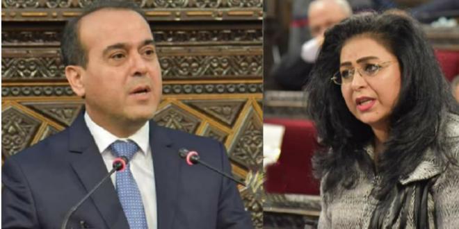 بعد مطالبتها بالتحقيق معه.. وزير النفط يرد على نائبة مجلس الشعب