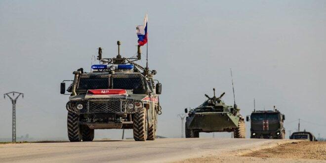 تعزيزات عسكرية للقوات الروسية إلى عين عيسى شمال الرقة