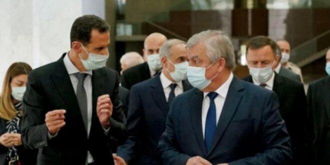 الشرق الأوسط: مسؤول روسي رفيع في زيارة سرية للقاء الرئيس الأسد