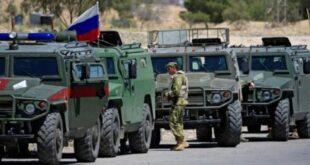 الجيش التركي يستهدف دورية روسية بريف منبج
