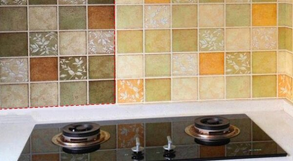 في لمح البصر.. أسهل الخطوات لتنظيف جدران المطبخ من الدهون والصدأ
