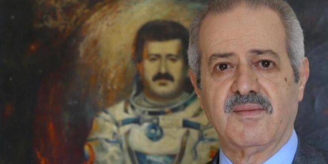 """مسؤول تركي يعتبر رائد الفضاء السوري """"محمد الفارس"""" أول رائد فضاء تركي"""