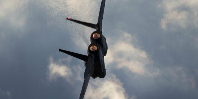 فيديو للحظة عبور الطائرات الإسرائيلية أجواء لبنان لضرب سوريا.. شاهد!