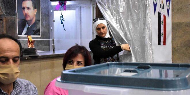 الانتخابات الرئاسية السورية.. والعودة الأميركية العسكرية