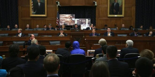 بربندي.. مشروع قانون أمريكي جديد هدفه خنق سوريا