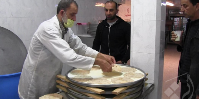 """آخر محل يقدمها في حمص.. """"المغطوطة"""" فطور حمصي خاص منذ عشرات السنين"""