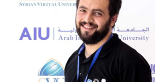 مهندس سوري يفوز بالمركز الأول في مسابقة الذكاء الصنعي العالمية