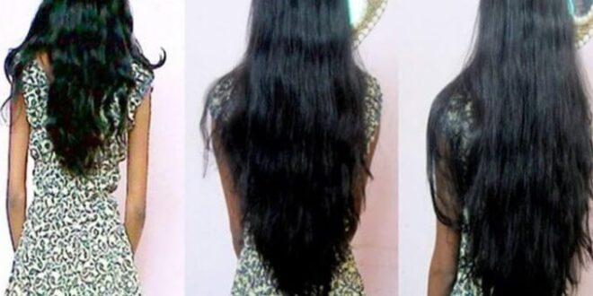 وصفة سحرية لتطويل الشعر خلال 15 يوم فقط