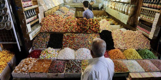 غلاء فاحش في سوق البزورية .. وعضو لجنة السوق يُعزي ذلك لارتفاع سعر الصرف .. !