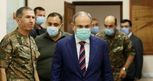 محاولة انقلاب عسكري في أرمينيا