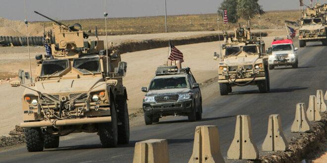 """مسلحون موالون للجيش الأمريكي يستولون على """"أعلاف الحيوانات"""" شرقي سوريا"""