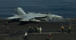 أمريكا تسحب حاملة طائرات من الشرق الأوسط.. خطوة لتخفيف التوتر مع إيران؟