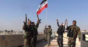 الجيش السوري يطيح بـ 7 مسلحين وسط سوريا