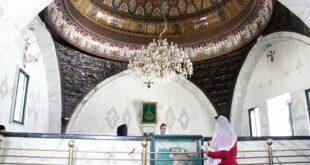 """قبر جدنا """"هابيل بن آدم"""" قرب دمشق"""