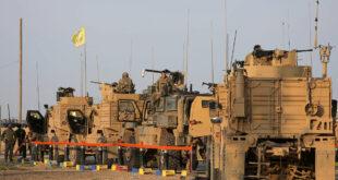 الجيش الأمريكي يعزز قواته داخل أكبر حقول الغاز الطبيعي شرقي سوريا