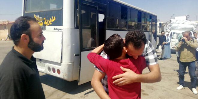 عودة حوالي 90 لاجئا إلى سوريا من لبنان خلال الـ24 ساعة الأخيرة
