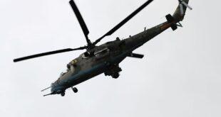 الدفاع الروسية: هبوط اضطراري لمروحية عسكرية بريف الحسكة