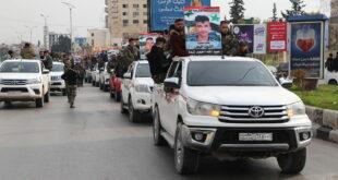 بمشهد حزين حلب تشيع 12 جنديا استشهدوا يوم أمس