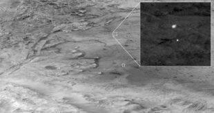 """""""من حفرة جيزيرو""""... أول فيديو في التاريخ من كوكب المريخ"""