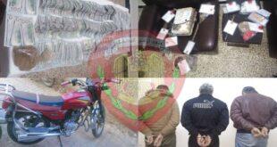 سرقا مصاغ ذهبي بقيمة مئات الملايين من محل للمجوهرات وشرطة القطيفة تقبض عليهما