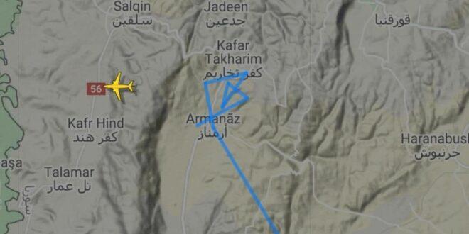 مصادر معارضة: الطائرات الروسية تحلّق بشكل مكثّف في أجواء إدلب