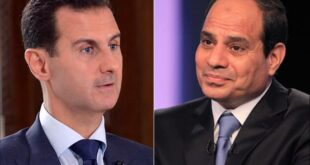 نواب مصريون يطالبون بإعادة العلاقات بين القاهرة ودمشق