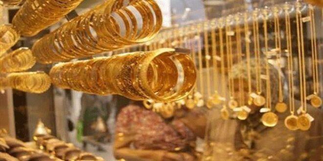 غرام الذهب يرتفع 4 آلاف ليرة في الأسواق
