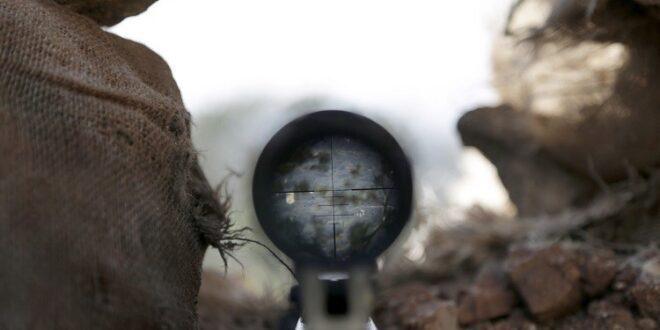 استشهاد 12 جندي سوري في هجوم على محور السخنة - أثريا