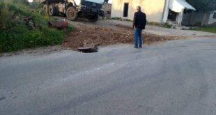 سكان قرية في طرطوس يفاجئون بوصول المازوت إلى منازلهم عبر صنابير مياه الشرب