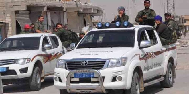 آسايش تطلق سراح مسؤول سوري في الحسكة
