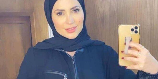 نسرين طافش تثير ضجة بعد ظهورها بالحجاب