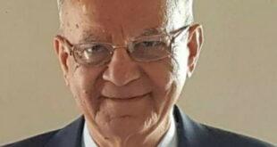 وزارة الخارجية والمغتربين تنعي ببالغ الحزن السفير الدكتور شاهين فرح