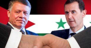 مفاوضات تجارية بين سوريا والأردن في دمشق