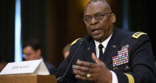 وزير الدفاع الامريكي: الغارة على سوريا كانت بتوصية مني