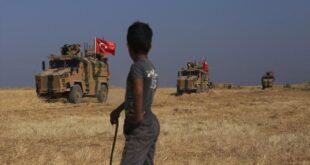"""إصابة جندي تركي بهجوم لمسلحين على دورية """"إدلب - سرمدا"""""""