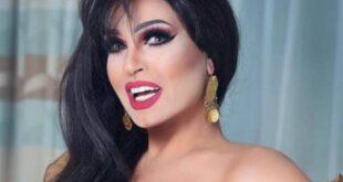 بفستان أسود.. شاهد فيفي عبده تفاجئ جمهورها بإطلالة صيفية على البحر