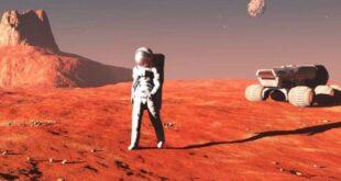 قريباً موعد الإنتقال للعيش على كوكب المريخ