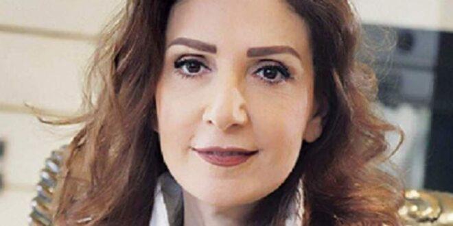 وفاء موصللي حديث متابعيها بسبب التغيّر الواضح لشكلها