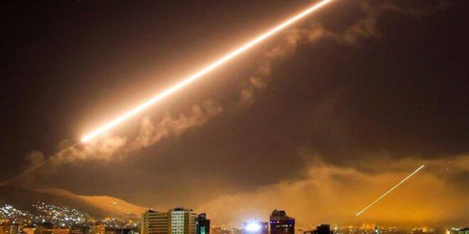 مصدر عسكري: ١٣صاروخاً من أصل ١٦ تم إسقاطها ليلة أمس