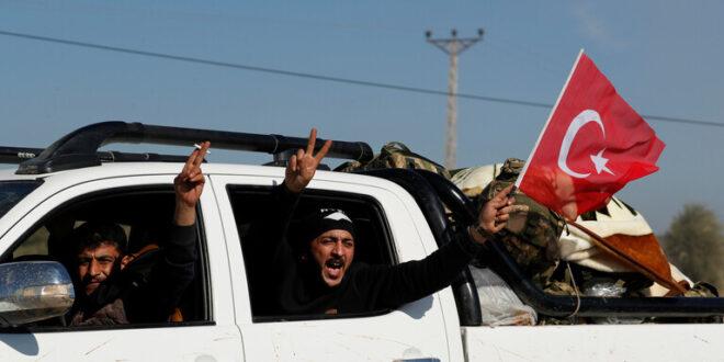 تركيا تعتقل مواطنين سوريين وتنقلهم الى أراضيها لمحاكمتهم!