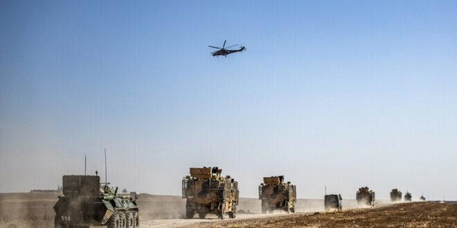 مروحيات أمريكية من العراق الى سوريا.. ما الذي تحمله؟