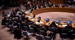 مجلس الأمن الدولي يفشل في الاتفاق على بيان مشترك بشأن سوريا
