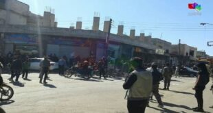 الجيش السوري يدخل بلدة طفس في ريف درعا وينتشر في شوارعها
