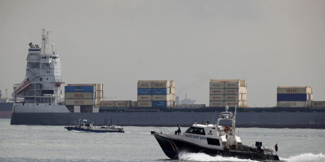من إيران إلى سوريا مباشرة.. الإعلان عن موعد انطلاق خط الشحن البحري الجديد